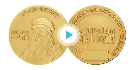 Win the paradigm challenge prize